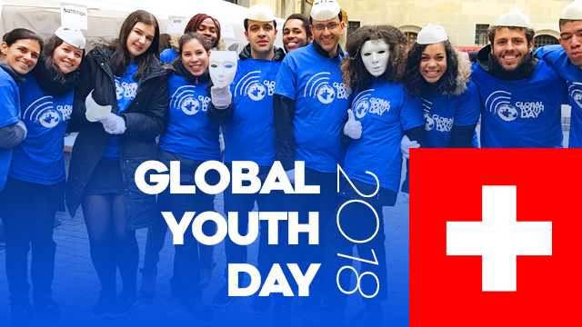 Global Youth Day 2018 à la FSRT