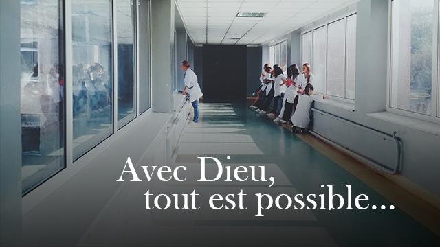 Émouvant témoignage de Darlène Ferdinand, rescapée d'un accident vasculaire cérébral (AVC).