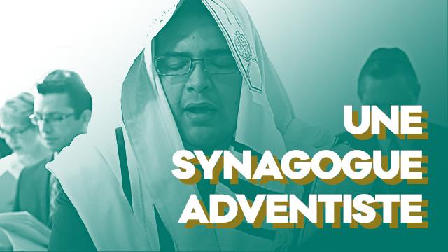 Une Synagogue Adventiste - Témoignage Reinaldo Siqueira