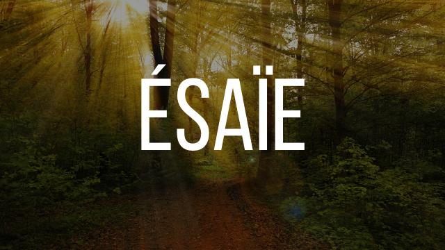 Ésaïe
