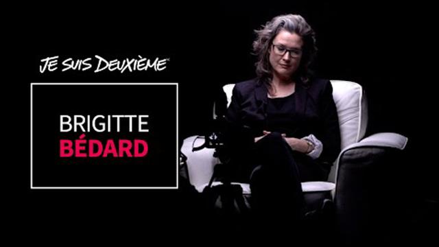 Brigitte Bédard - Je suis deuxième !