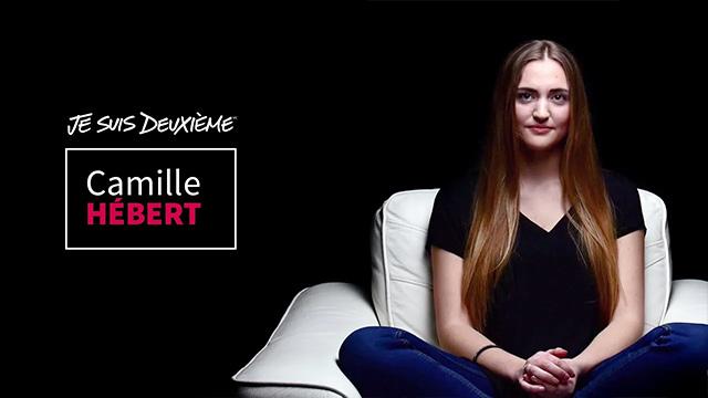 Camille Hébert - Je suis deuxième !