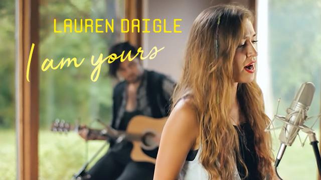 Lauren Daigle – I Am Yours