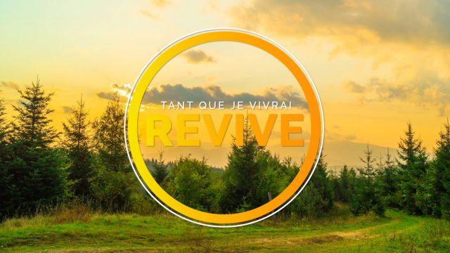 Tant que je vivrai - Revive