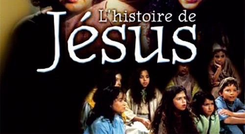 L'histoire de Jésus, vue par les enfants