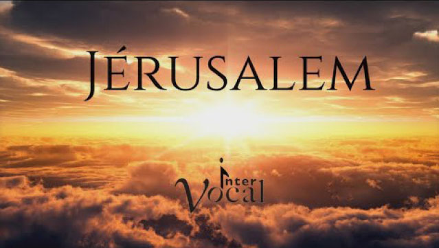 Jérusalem - InterVocal