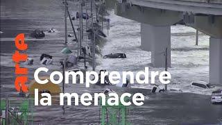 Comprendre la menace des Tsunamis !