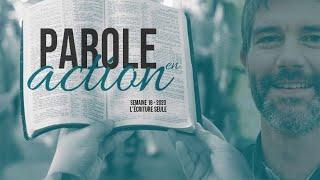 18. L'Écriture seule - Parole en action
