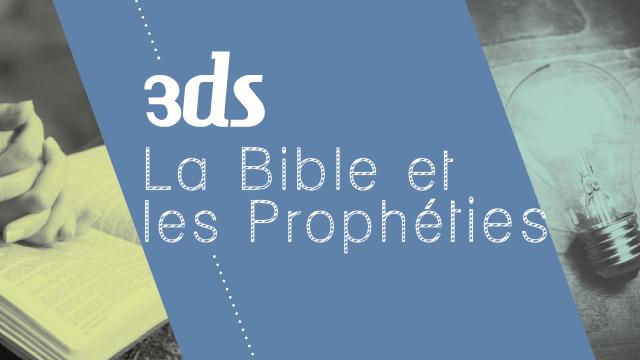 La Bible et les prophéties - Trio EDS