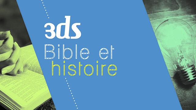 Bible et histoire - Trio EDS