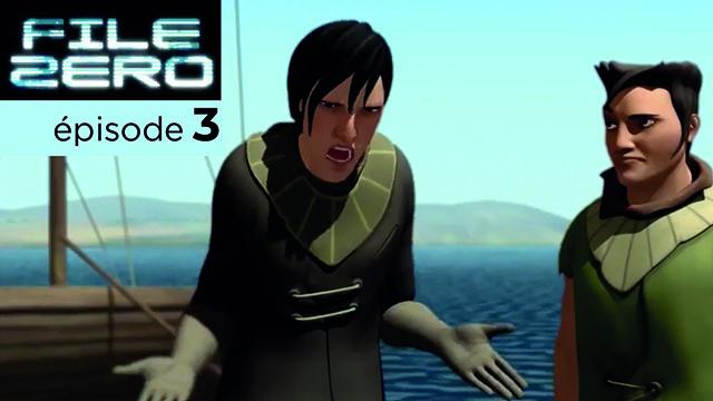 File Zero | épisode 3