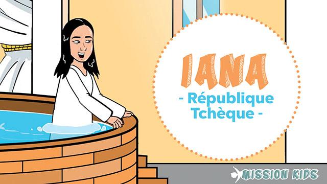 Iana en République Tchèque - Mission Kids
