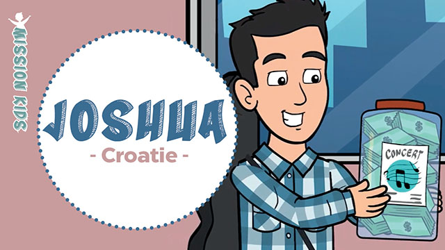 Joshua en Croatie - Mission Kids
