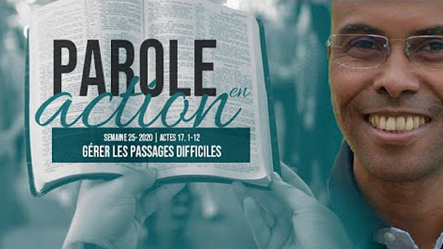25. Les passages difficiles de la Bible - Parole en action