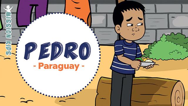 Pedro au Paraguay - Mission Kids