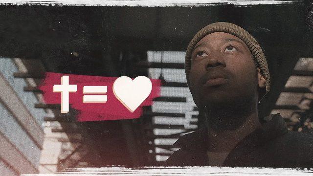 Croix = Amour