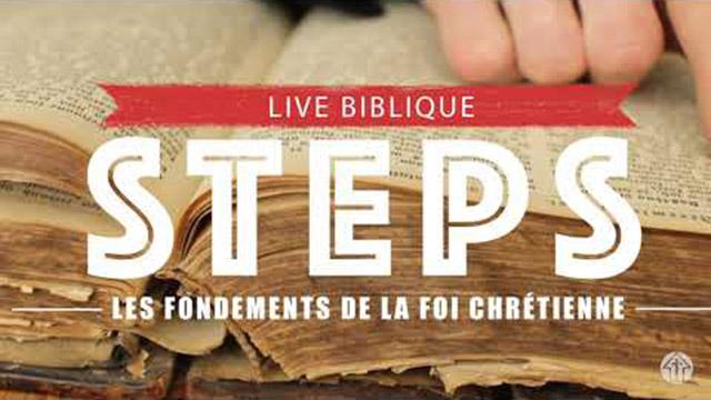 STEPS - Les fondements de la foi chrétienne [Générique]