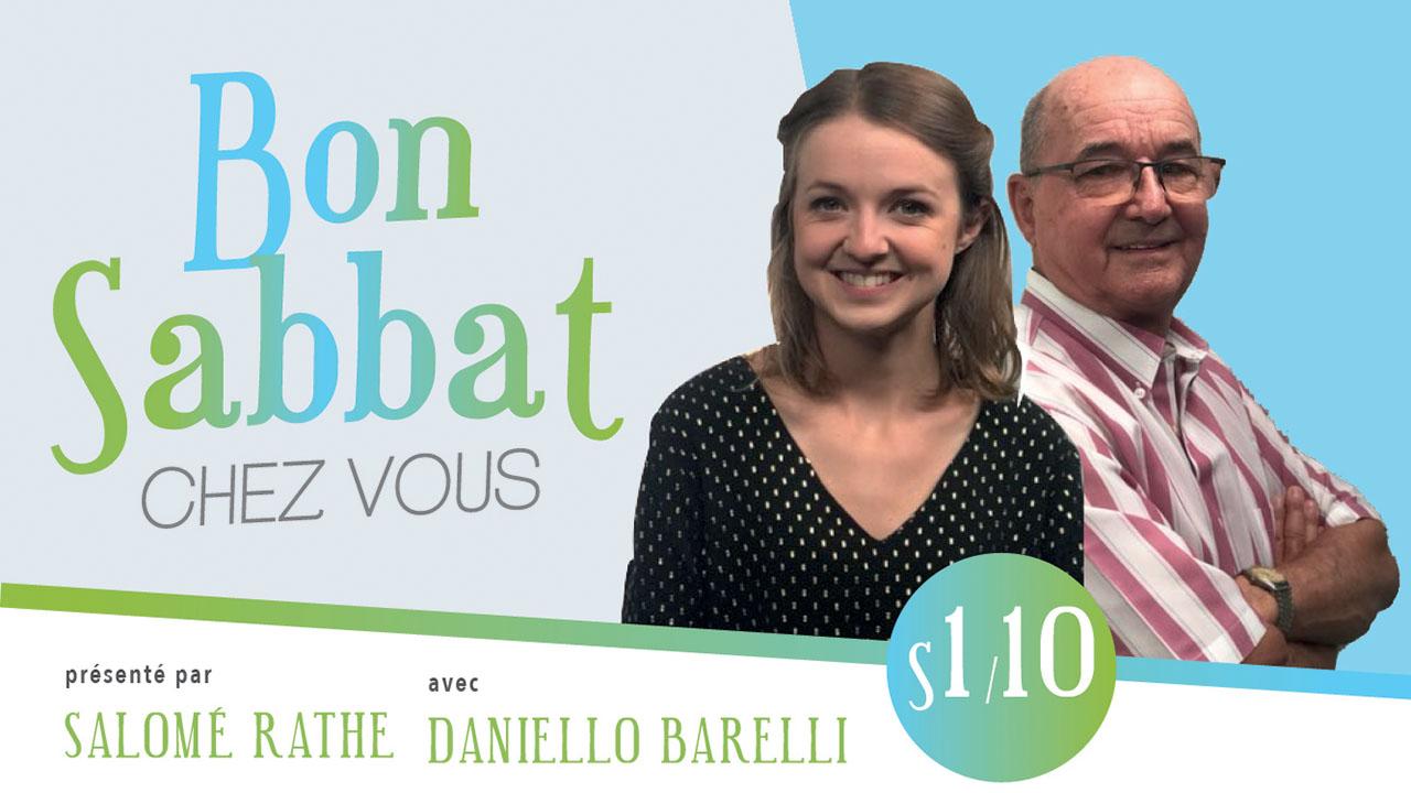Bon Sabbat chez vous – S1#10 avec Daniello Barelli