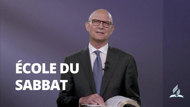 Pourquoi l'École du Sabbat est importante - Message de Ted Wilson
