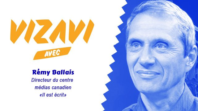 VIZAVI - Rémy Ballais, québécois de coeur
