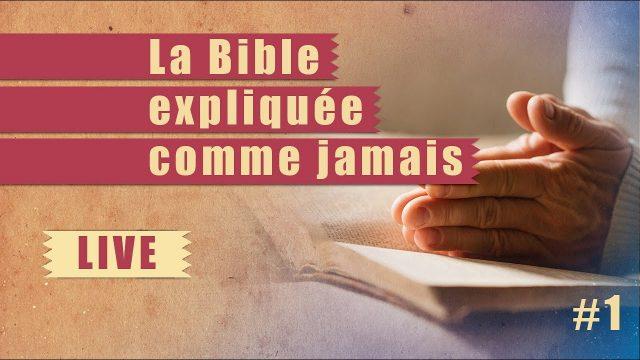 STEPS - 1 - La Bible expliquée comme jamais