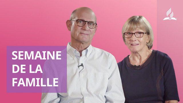 La famille - Message de Ted et Nancy Wilson