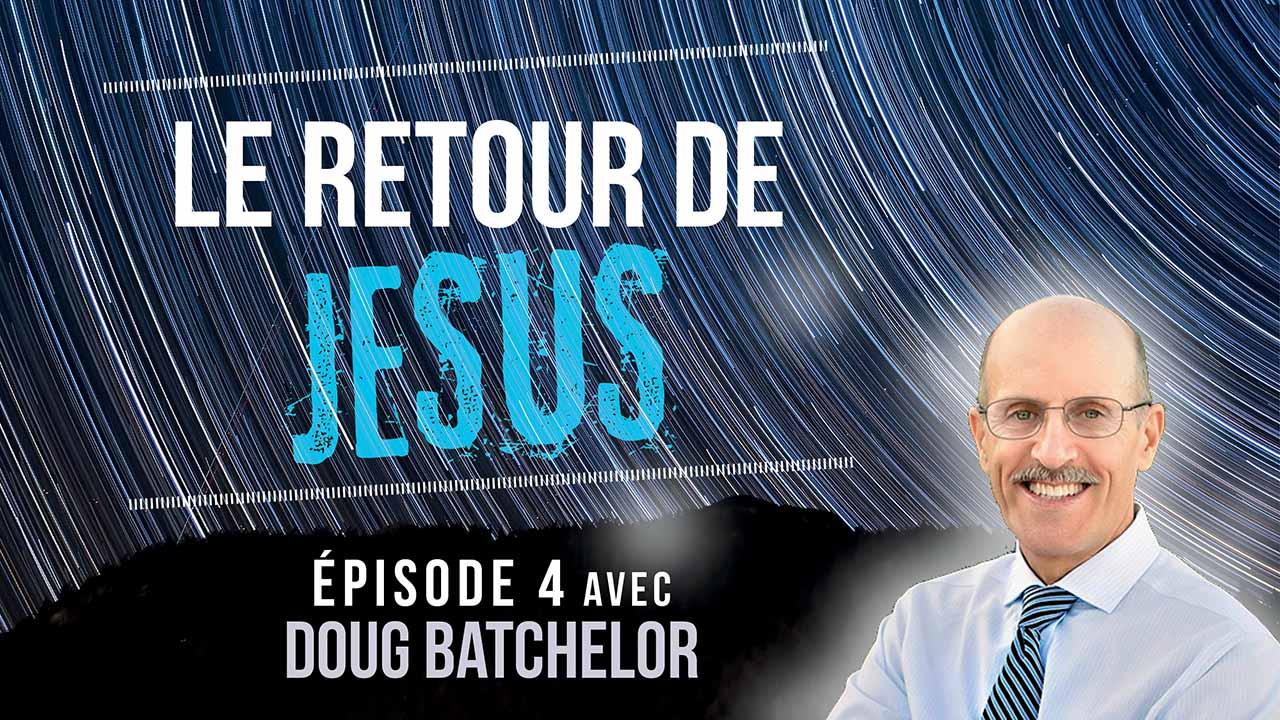 Evénements de la fin #4. Le retour de Jésus