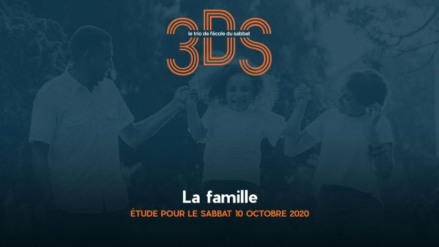 Le trio EDS - La famille