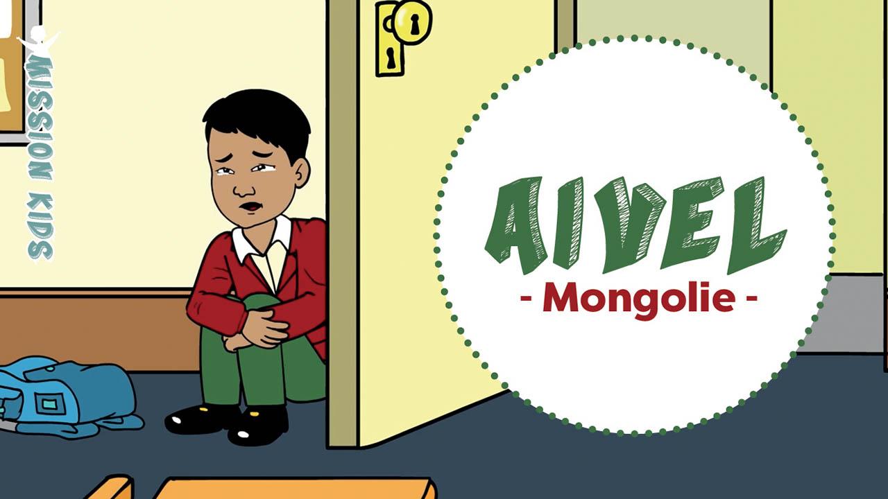 Aivel en Mongolie – Mission Kids