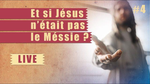 Et si Jésus n'était pas le Messie ? - Steps