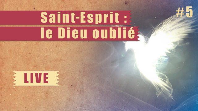 Saint-Esprit : Le Dieu oublié - Steps