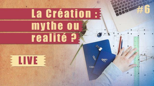 La création : mythe ou realité - Steps