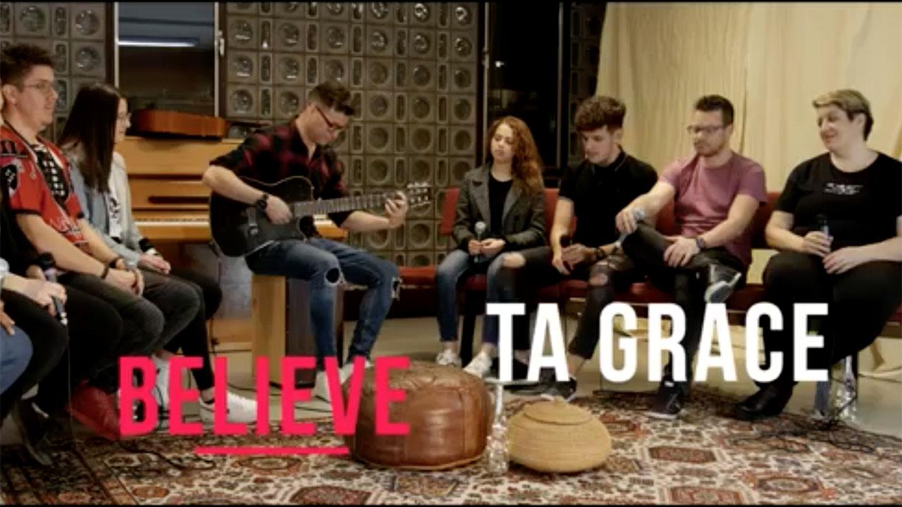 Ta grâce – Ensemble musical «Believe»