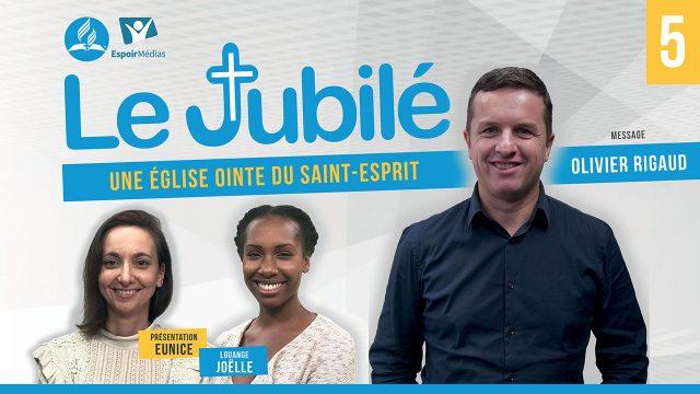 Le Jubilé #5 - Une Église ointe du Saint-Esprit