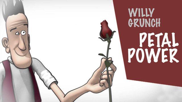 Willy Grunch : Petal Power - Alain Auderset