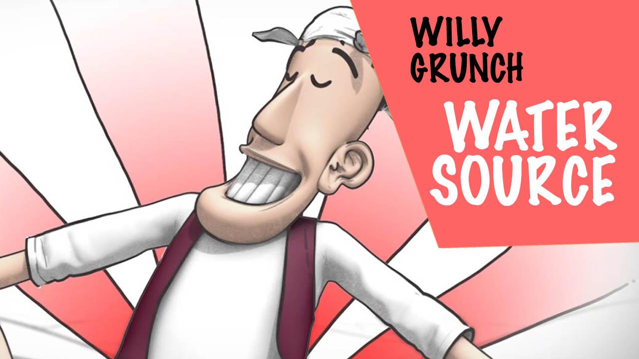 Willy Grunch : Water source – Alain Auderset