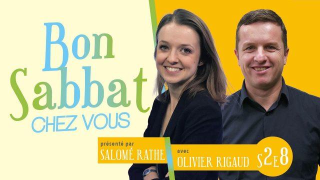 Bon Sabbat Chez Vous - S2E8 - La prière de Salomon