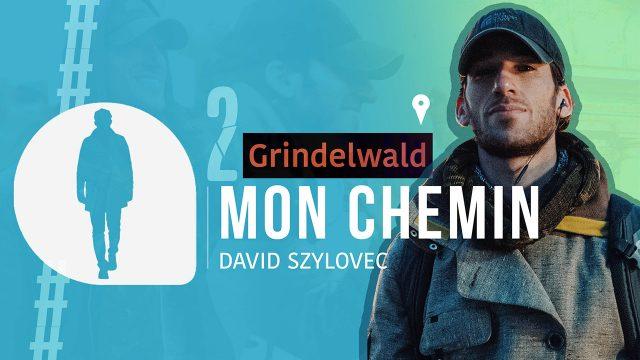 Mon chemin - Grindelwald