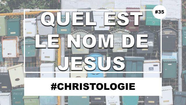 «Jésus» est-il VRAIMENT le nom de Jésus ?