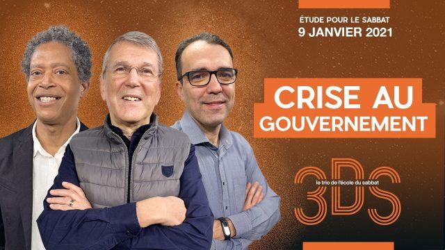 Crise au Gouvernement - EDS 2 - 1Tri. 2021