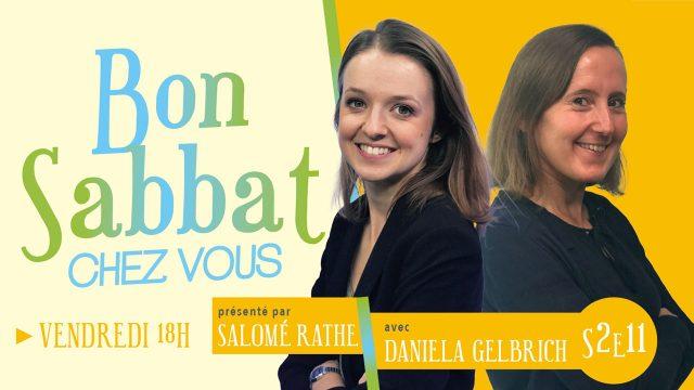Bon Sabbat Chez Vous -  S2E11 - La prière de Daniel