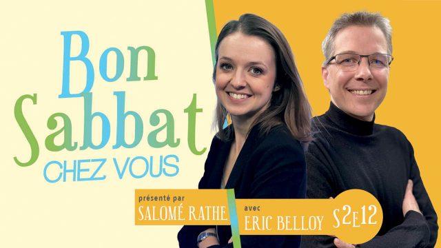Bon Sabbat Chez Vous - S2E12- La prière de Jonas