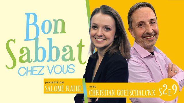 Bon Sabbat Chez vous - S2E9 - La prière d'Elie -
