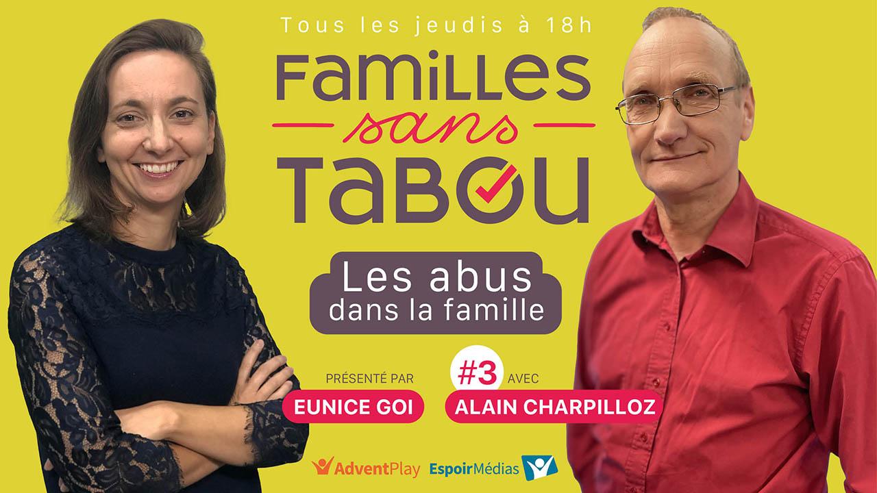 Les abus dans la famille – Familles sans tabou #3
