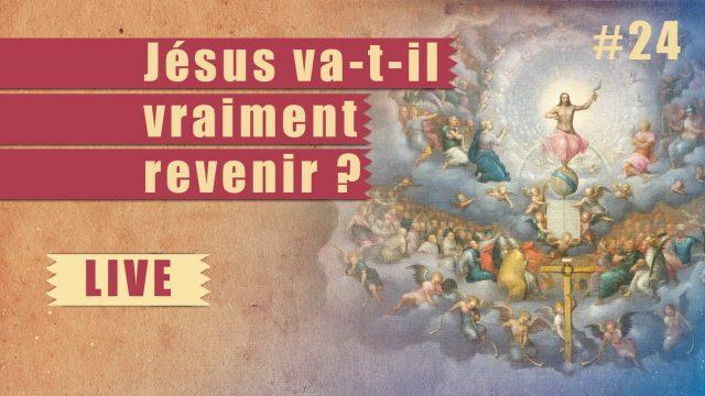Jésus va-t-il vraiment revenir ? - Steps