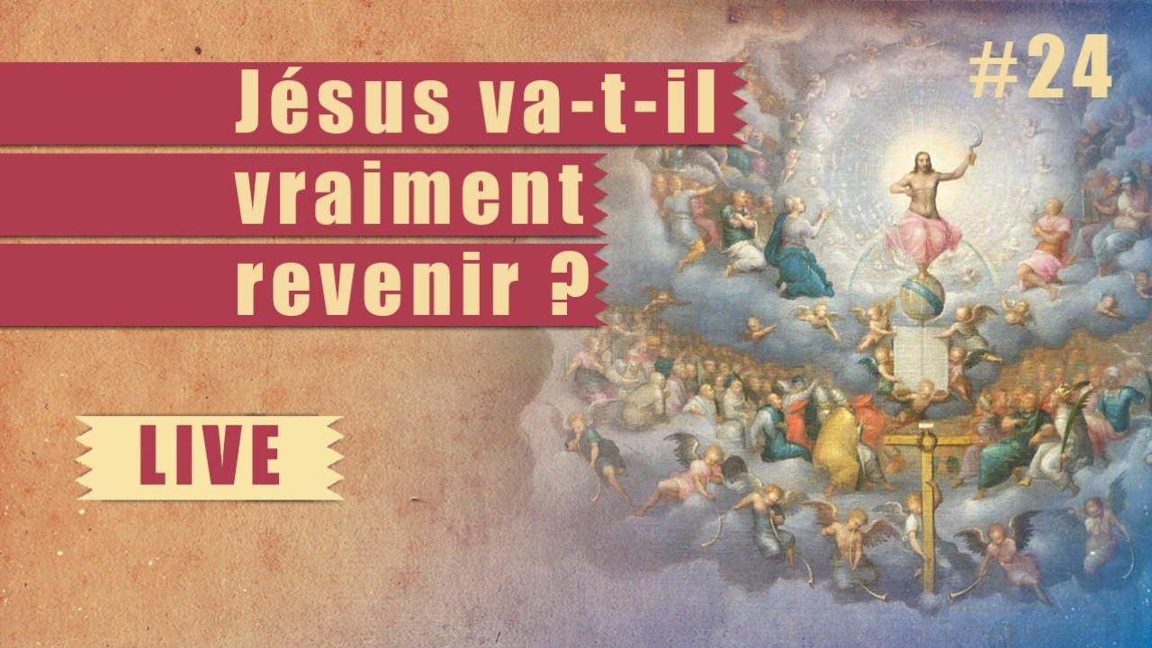 Jésus va-t-il vraiment revenir ? – Steps