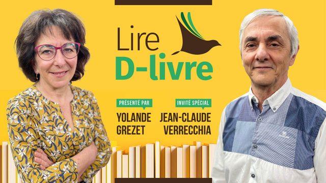 Lire D-livre - Avec Jean-Claude Verrecchia