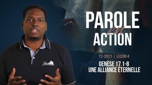 Parole en Action | Genèse 17.1-8 - Une alliance éternelle