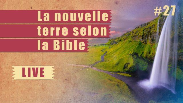 La nouvelle terre selon la Bible - Steps