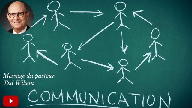 Communication ! - Un message de Ted Wilson